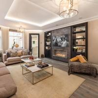 Total 5-star luxury in Cadogan Sq - Knightsbridge