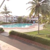 3BHK pool view exotic Villa