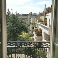 Cosy & sunny appartment - 15 min from Eiffel Tower