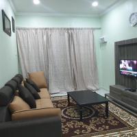 Wardatul Nisa' Muslim Homestay with Car Rental