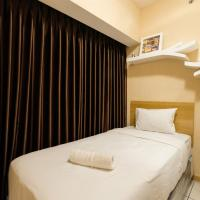 2BR Apartment at M-Town Residence near Summarecon Mall Serpong By Travelio