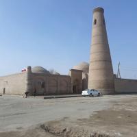 Silk Road Caravan Sarai