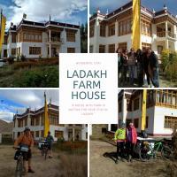 Ladakh Farm House