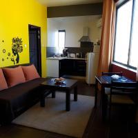 Studio meublé avec terrasse