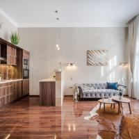 Budapest Downtown Luxury Apartment