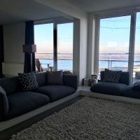 Amsterdam Qual Penthouse Loft