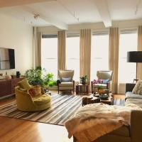 Lavish 3 bedroom near Penn Station / MSG