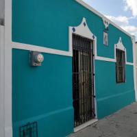 Sweet & rustic home 'El huacal'