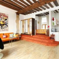 Sublime appartement Notre Dame de Paris