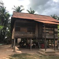 Prithy & Mutta (Community Homestay Chansor 13 )