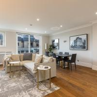 New luxurious flat by Mayfair