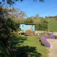 Shepherds Hut in the Hills - Nr. Mold