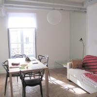 Quartier Latin 30sqm 1 bedroom flat