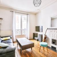 2 rooms typically Parisian - Vaugirard