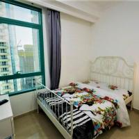 Nice Medium Size Room In Dubai Marina For One Girl 3503.b2