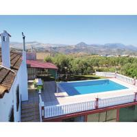 Four-Bedroom Holiday Home in Olvera