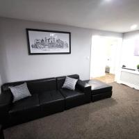 Modern 2 Bedroom Flat at Glasgow Green