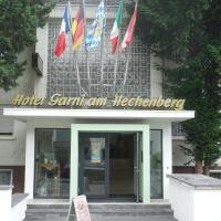 Hotel Garni am Hechenberg