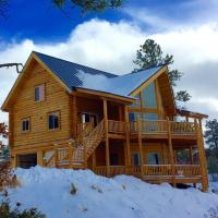 Colorado Luxury Cabin with 4 Bedroom Suites & Mountain Views