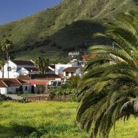 Casa terrera con barbacoa y terraza en Tegueste