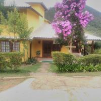 Casa de campo na montanha