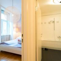 Vienna Residence | Spacious and modern furnished 2 room apartment in Vienna Neubau - for up to 4 people, with large balcony and terrace