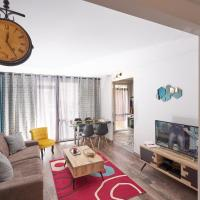 Appartement 2 chambres Chaleureux et Spacieux