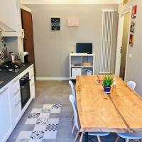 Roomy and renewed flat in Navigli - Bocconi