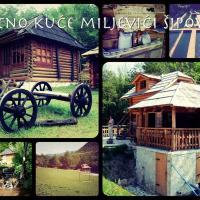 Etno kuce Miljevic