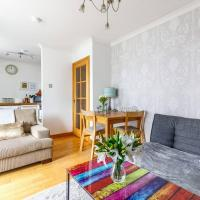 Fresh, Modern 1 Bedroom Apartment In Finnieston