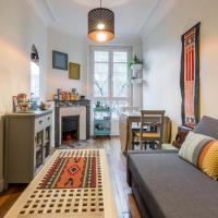 Typical Parisian flat near Belleville by easyBNB