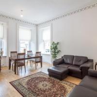 3 BR,Stunning Sauchiehall Apartment,Sleeps 6