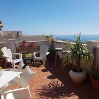 Habitación con terraza vistas al mar