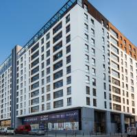 Apartments Warsaw Grzybowska