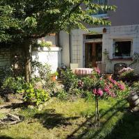 Charming garden flat