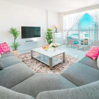 Luxury Casa - Star Sea View 2BR Apartment at JBR