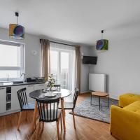 Wola-Odolany 1-Bedroom Apartment