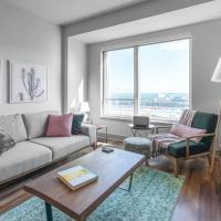Luxurious Penthouse with a Water View in The Seaport District