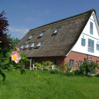 Reethdach-Ferienhaus