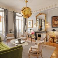 Apartment Rue Paul-Louis Courier in Paris