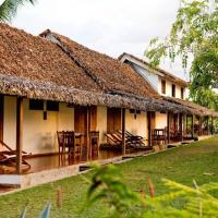 """The wonderful hotel Belvedere """"la Villa"""", is located north-west of Nosy be"""