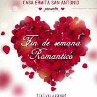 Loft jacuzzi rojo Casa ermita San Antonio