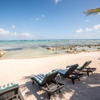Huge Beach-Front Home