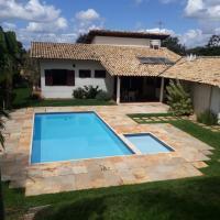 Excelente casa 4 qtos com piscina em Lagoa Santa