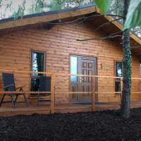 Butterfly cabin