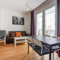 Charming Two Bedrooms with Balcony APT