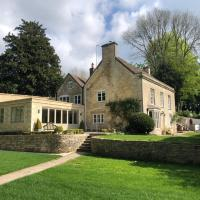 Gravel Hill House in the Cotswolds