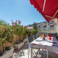 Le Mantega 2 Terraces - Nice center