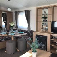 Luxuary Caravan at Grannies Heilian Hame