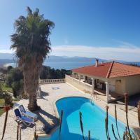 Villa Liamone Studio für 3 Personen , 400 m vom Strand, Pool, Klimaanlage